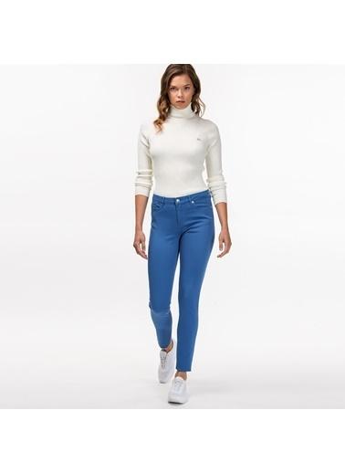 Lacoste Kadın  Pantolon HF5229.04M Mavi